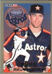 1994 Fleer Team Leaders #20 Jeff Bagwell