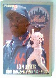 1994 Fleer Team Leaders #23 Bobby Bonilla
