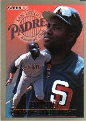 1994 Fleer Team Leaders #27 Tony Gwynn
