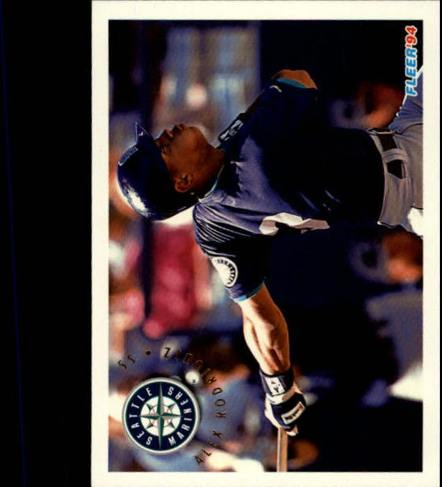 1994 Fleer Update #86 Alex Rodriguez RC !