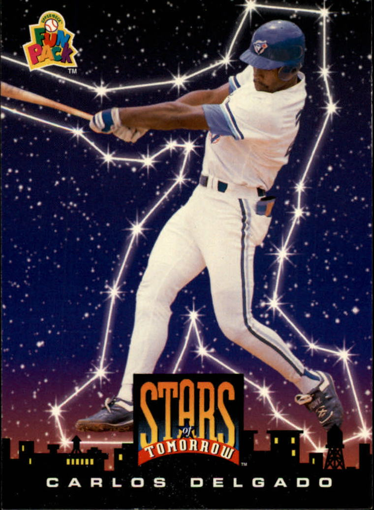 1994 Fun Pack #4 Carlos Delgado