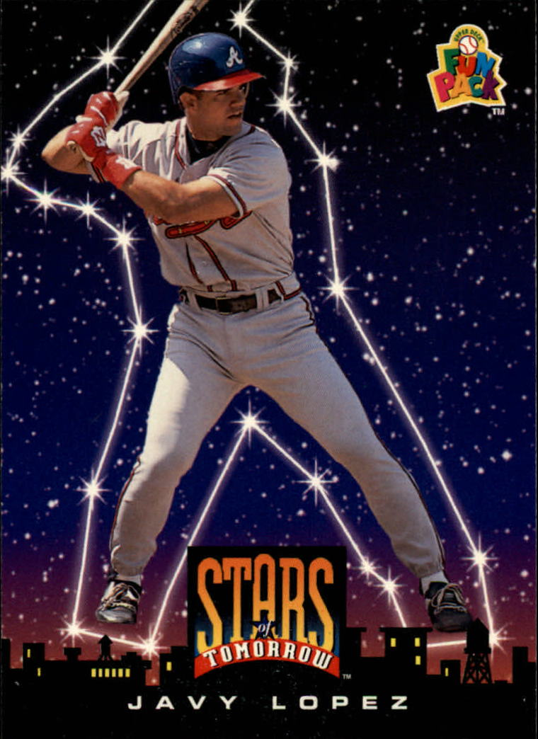 1994 Fun Pack #6 Javier Lopez