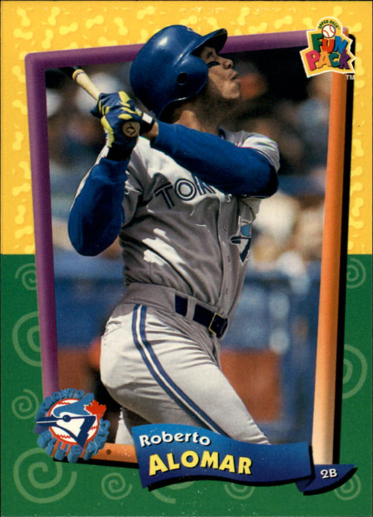 1994 Fun Pack #12 Roberto Alomar