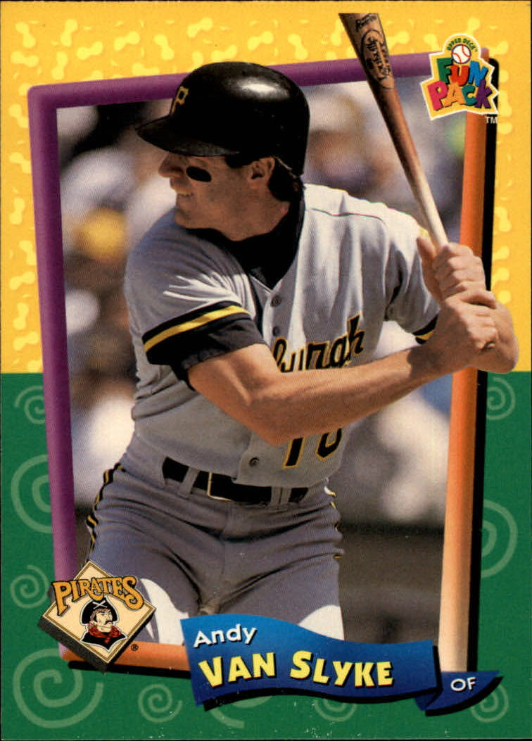 1994 Fun Pack #18 Andy Van Slyke