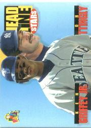 1994 Fun Pack #200 K.Griffey Jr./D.Mattingly HES