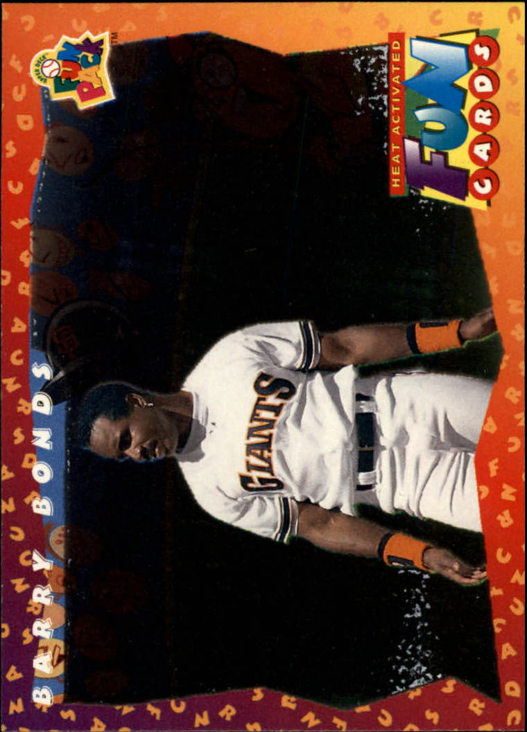 1994 Fun Pack #226 Barry Bonds FUN