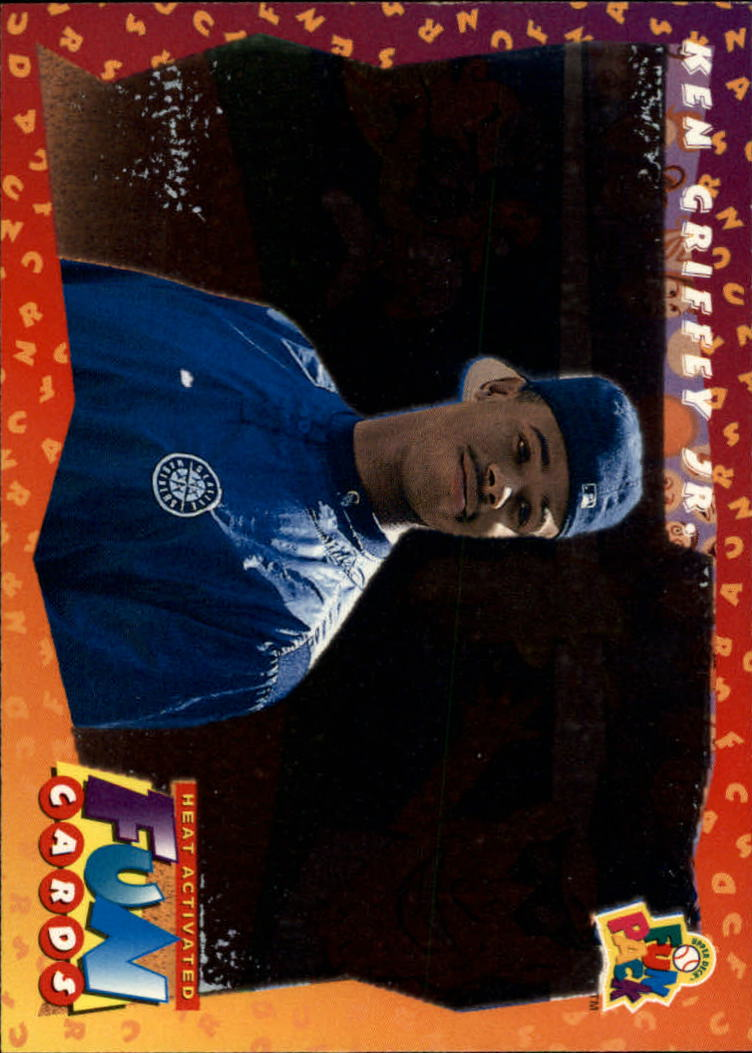 1994 Fun Pack #229 Ken Griffey Jr. FUN
