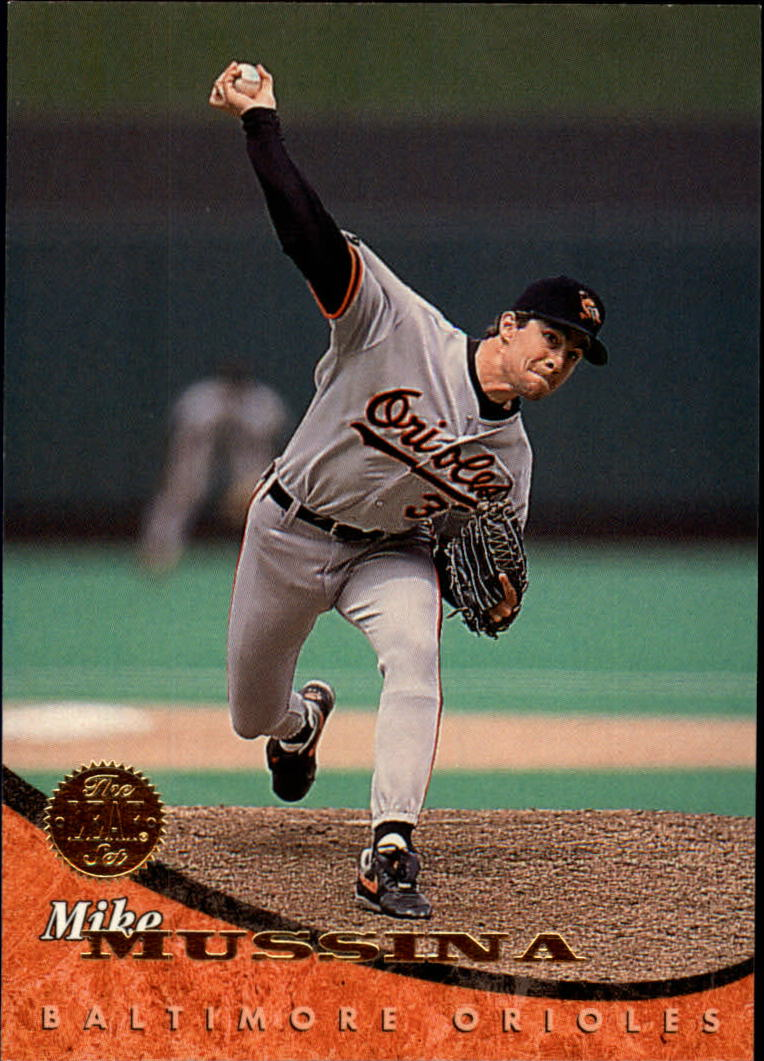 1994 Leaf #105 Mike Mussina
