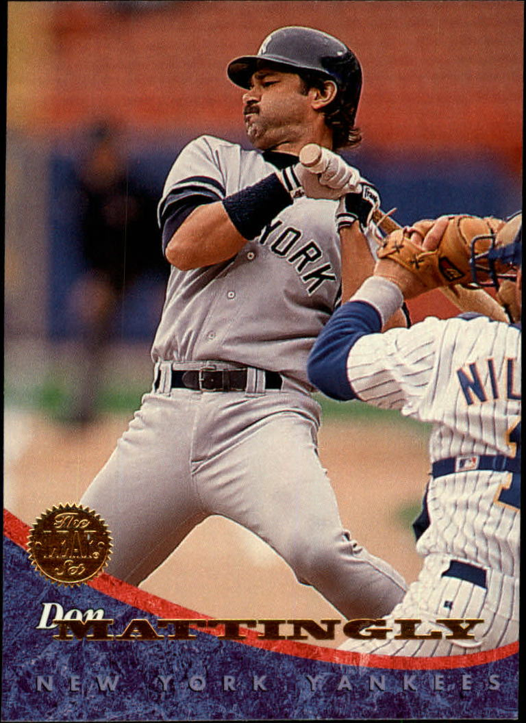 1994 Leaf #121 Don Mattingly
