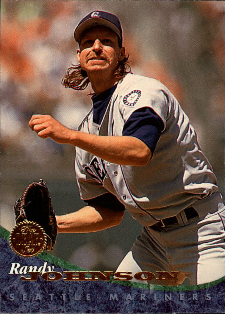 1994 Leaf #164 Randy Johnson