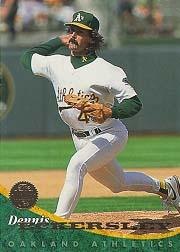 1994 Leaf #234 Dennis Eckersley