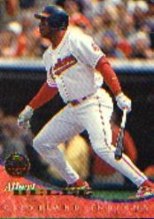 1994 Leaf #251 Albert Belle