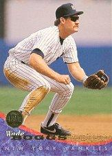 1994 Leaf #257 Wade Boggs front image