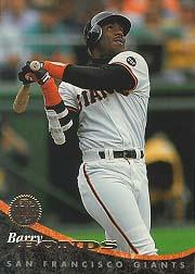 1994 Leaf #264 Barry Bonds