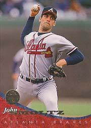 1994 Leaf #309 John Smoltz