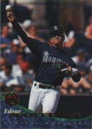 1994 Leaf #344 Edgar Martinez