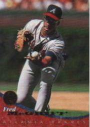 1994 Leaf #345 Fred McGriff