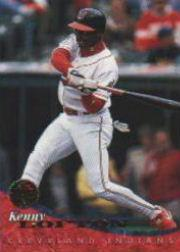 1994 Leaf #350 Kenny Lofton