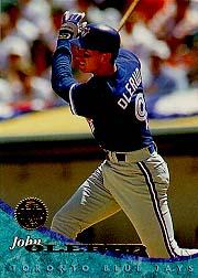 1994 Leaf #378 John Olerud