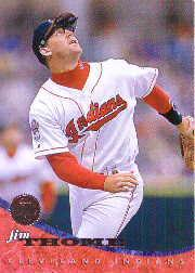 1994 Leaf #382 Jim Thome