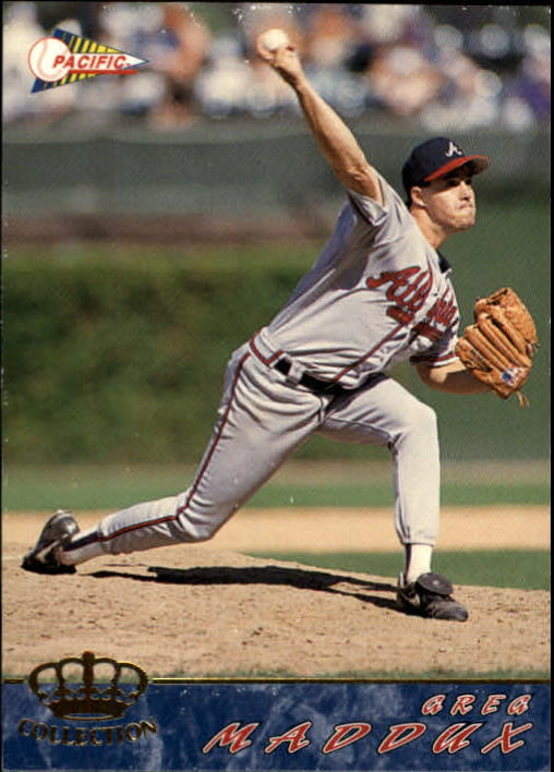 1994 Pacific #15 Greg Maddux