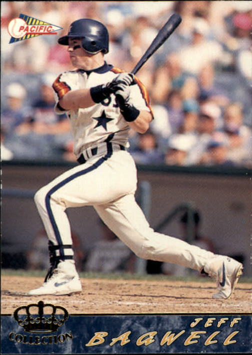 1994 Pacific #257 Jeff Bagwell