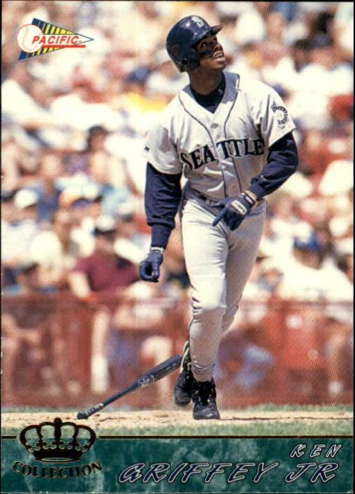 1994 Pacific #570 Ken Griffey Jr.