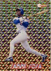 1994 Pacific Gold Prisms #19 Sammy Sosa