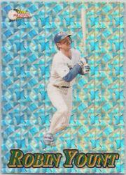 1994 Pacific Silver Prisms #1 Robin Yount