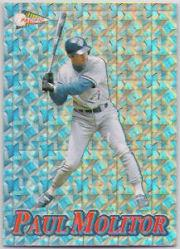 1994 Pacific Silver Prisms #4 Paul Molitor