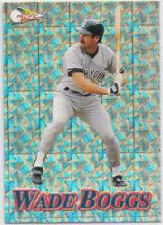 1994 Pacific Silver Prisms #9 Wade Boggs