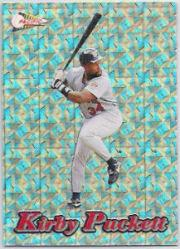 1994 Pacific Silver Prisms #11 Kirby Puckett