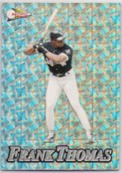 1994 Pacific Silver Prisms #13 Frank Thomas