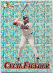 1994 Pacific Silver Prisms #18 Cecil Fielder