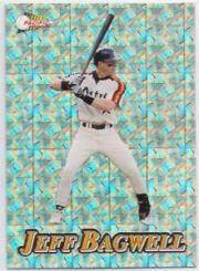 1994 Pacific Silver Prisms #24 Jeff Bagwell
