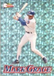 1994 Pacific Silver Prisms #25 Mark Grace