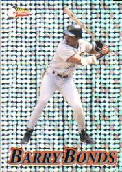 1994 Pacific Silver Prisms #28 Barry Bonds front image