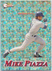 1994 Pacific Silver Prisms #29 Mike Piazza