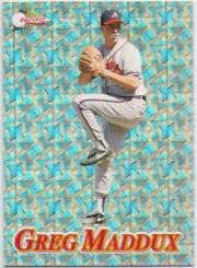 1994 Pacific Silver Prisms #30 Greg Maddux