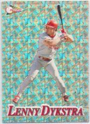 1994 Pacific Silver Prisms #33 Lenny Dykstra