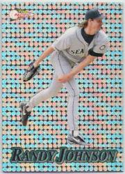 1994 Pacific Silver Prisms Circular #7 Randy Johnson
