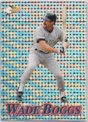 1994 Pacific Silver Prisms Circular #9 Wade Boggs