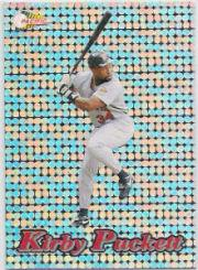 1994 Pacific Silver Prisms Circular #11 Kirby Puckett