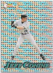 1994 Pacific Silver Prisms Circular #23 Jeff Conine