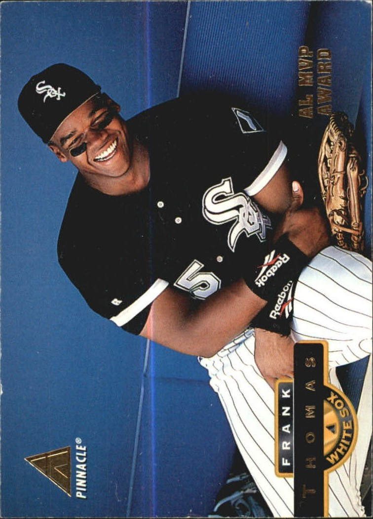 1994 Pinnacle #1 Frank Thomas