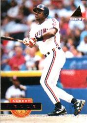 1994 Pinnacle #15 Albert Belle front image