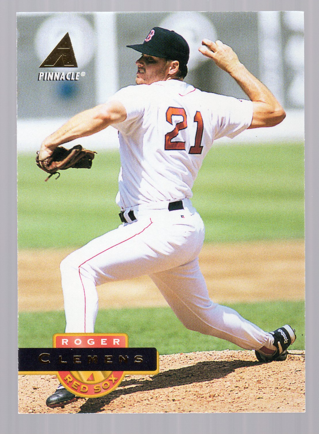 1994 Pinnacle #25 Roger Clemens front image