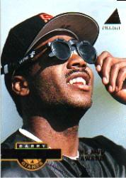 1994 Pinnacle #26 Barry Bonds
