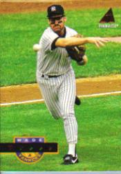 1994 Pinnacle #31 Wade Boggs