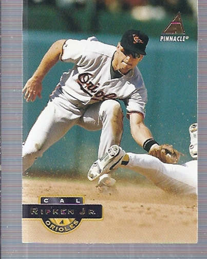 1994 Pinnacle #50 Cal Ripken